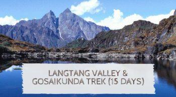 2020-Langtang Valley & Gosaikunda Trek (15 Days)