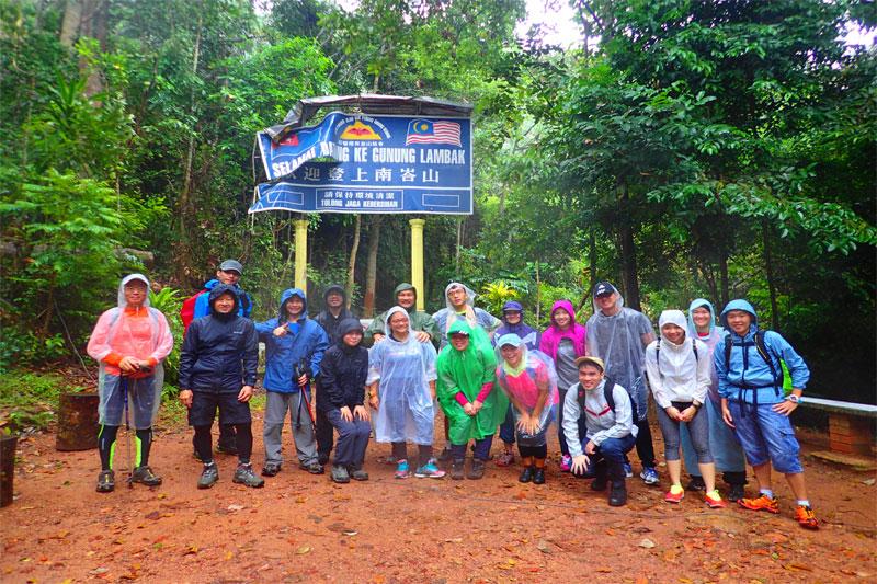MY20190324-Gunung Lambak Training