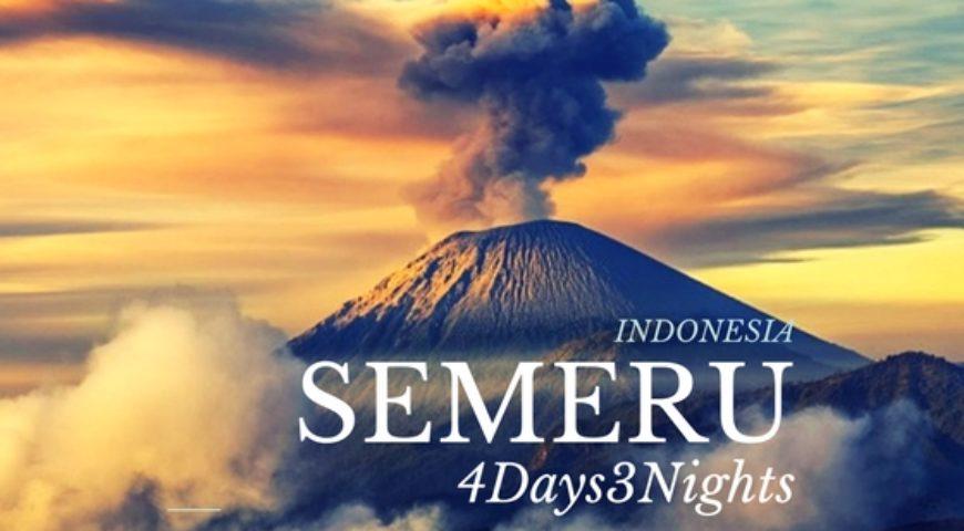 INDO20190418-4D3N Semeru Adventures