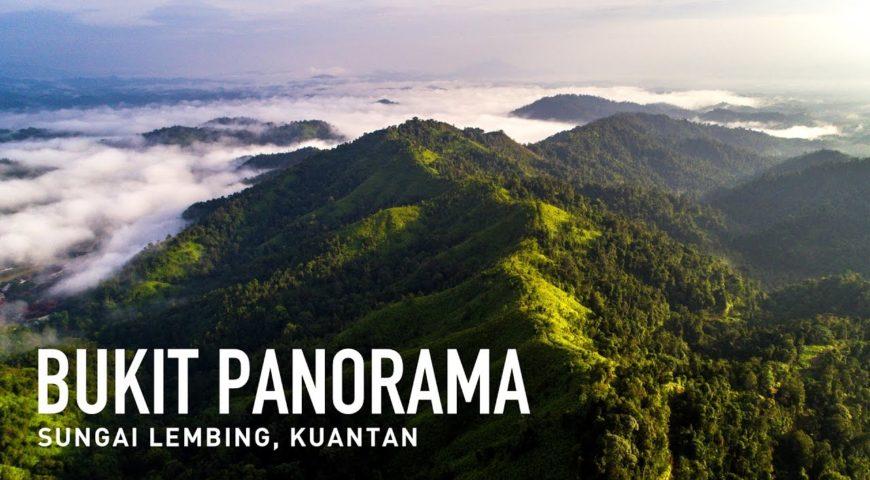 2D3N Bukit Panorama Sunrise and Rainbow Waterfall(14Dec2019)