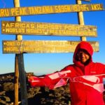 Roof Top of Africa – My First Seven Summit Mountain