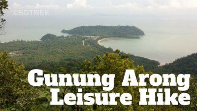 MY20190414- Gunung Arong Leisure Hike – Malaysia