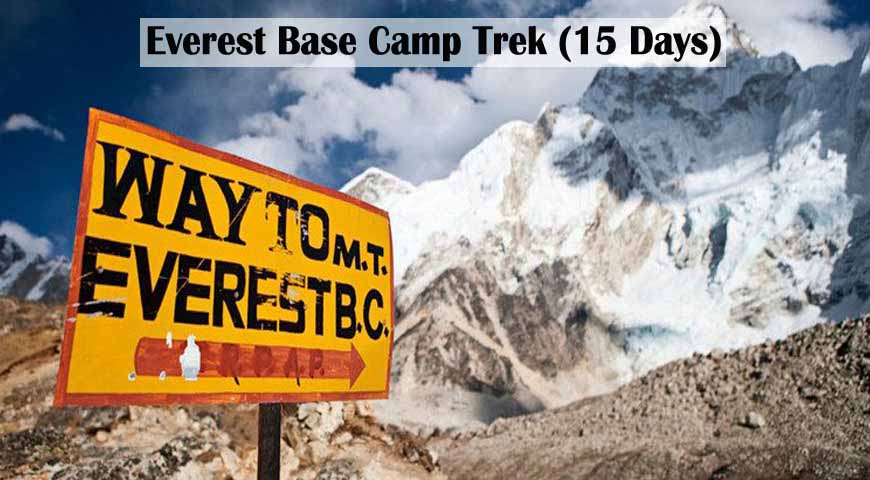 NPL20191019-Everest Base Camp Trek (15 Days)