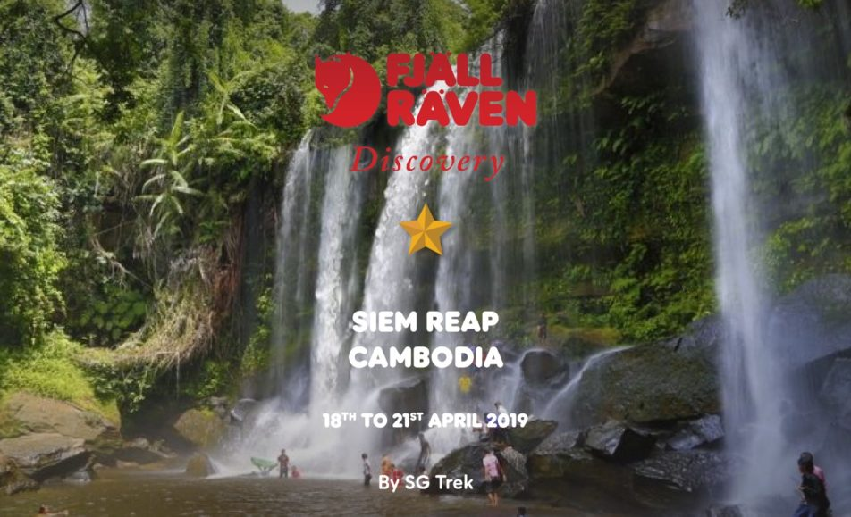 HIKING THE LOST CITY OF MAHENDRAPARVATA MOUNT KULEN CAMBODIA