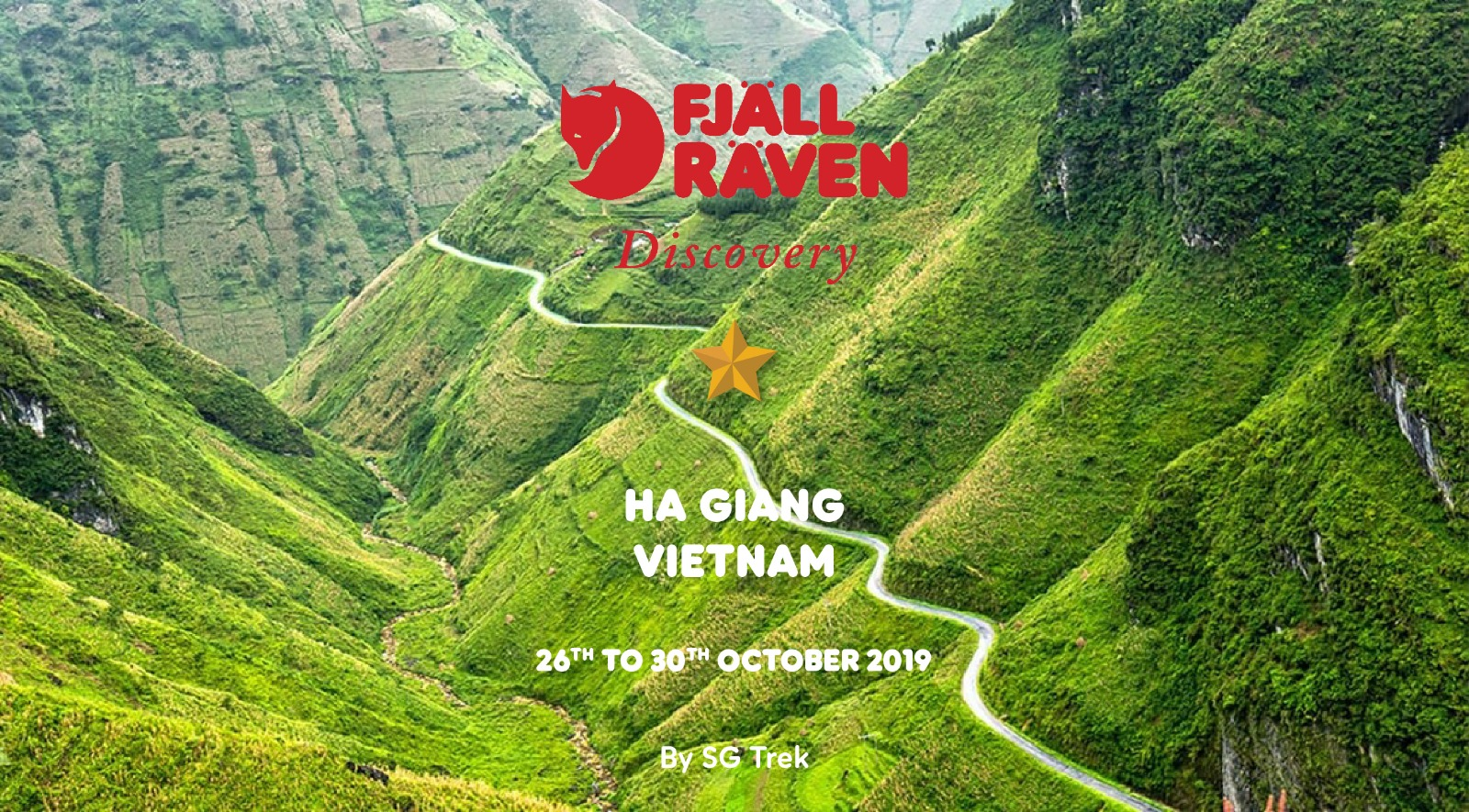 5D4N HaGiang Trekking - SGTREK 5D4N HaGiang Trekking