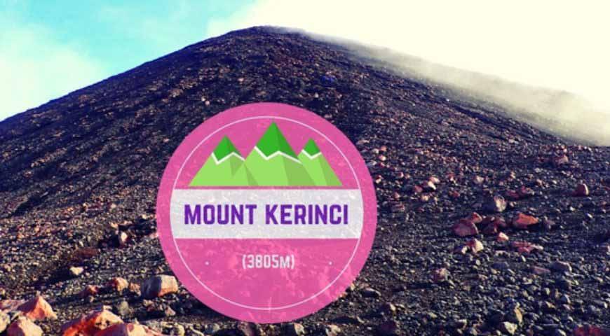 4D3N MOUNT KERINCI-LUXURY