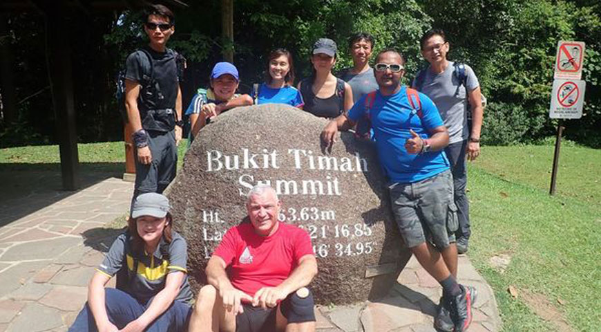 Bakkwa Training Series – Marsiling to Bukit Timah Summit