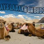 8DAYS LADAKH ON BUDGET