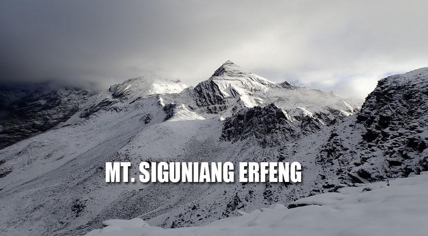MT. SIGUNIANG ERFENG