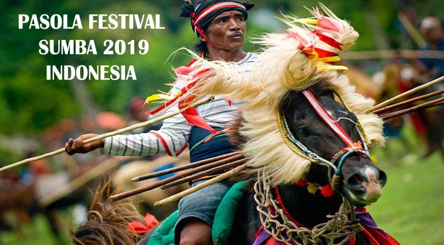 PASOLA FESTIVAL SUMBA 2019