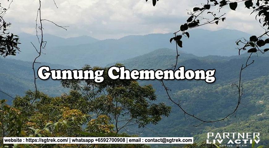 MY20191123-Gunung Chemendong