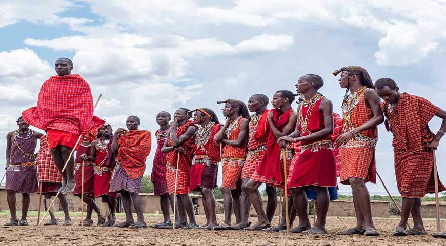 Masai Mara 2020