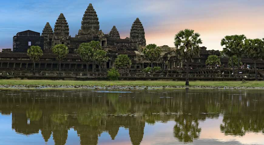 Photographing Siem Reap 2020