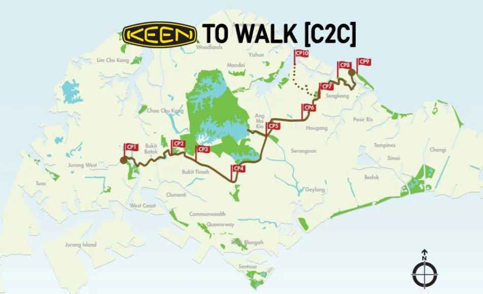 Keen To Walk [C2C]
