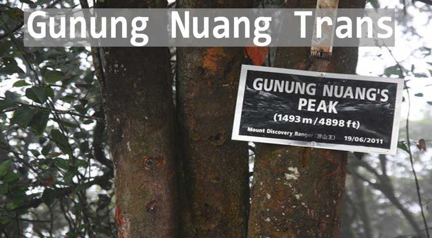 GUNUNG NUANG TRANS(1493M)-27Oct2019