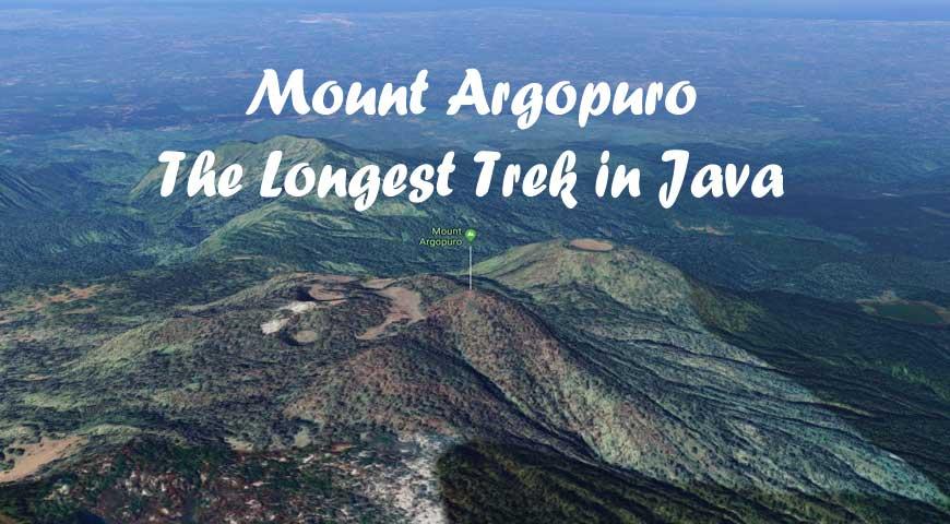 7D6N Mount Argopuro – The Longest Trek in Java(29July2020)