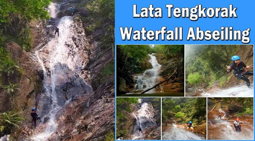 SGTREK-Lata Tengkorak Waterfall Abseiling(08March2020)