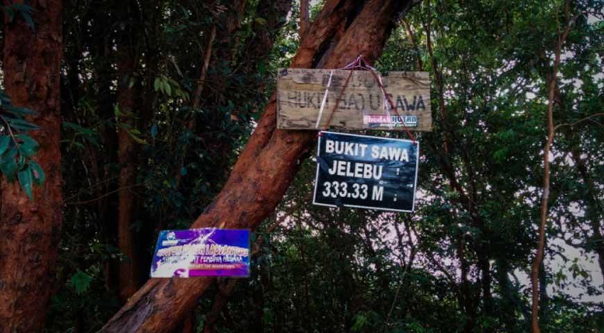 Bukit Batu Sawa Hilltop(09022020)