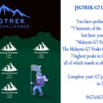 Malaysia G7 Peaks Challenge