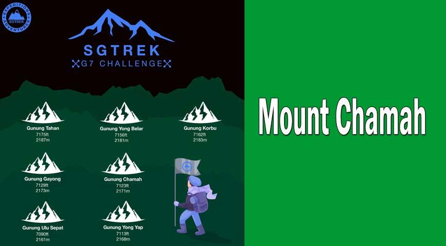 G7-3D2N Mount Chamah (09April2020)