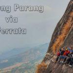 2D1N Gunung Parang Via Ferrata(28March2020)