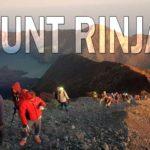 4D3N Mount Rinjani 2020
