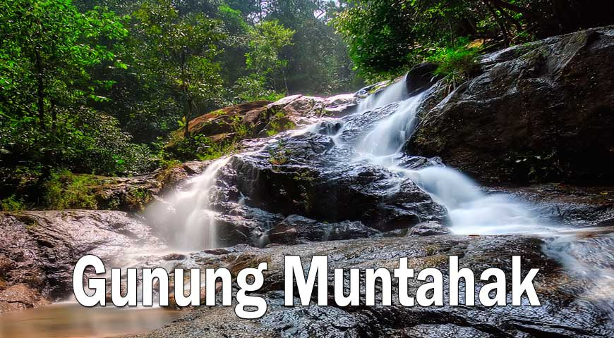 Gunung Muntahak (07March2020)
