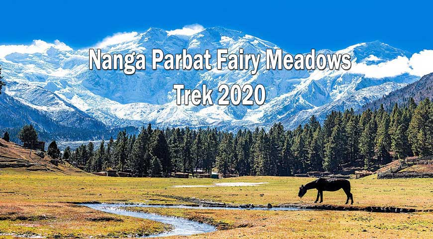 Nanga Parbat Fairy Meadows Trek 2020
