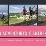 G Adventures X SGTREK – Leap Year Promo 2020