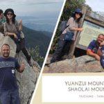 Hiking Through Yuanzui Mountain and Shao Lai Shan Trail