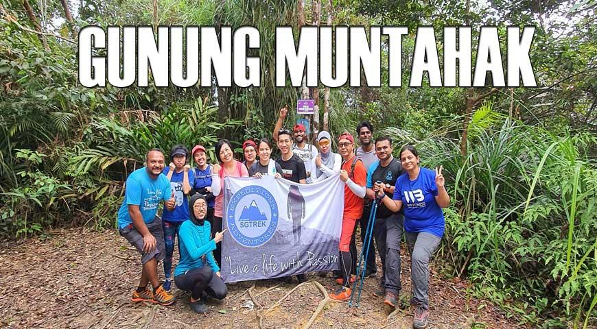 Gunung Muntahak (30May2020)