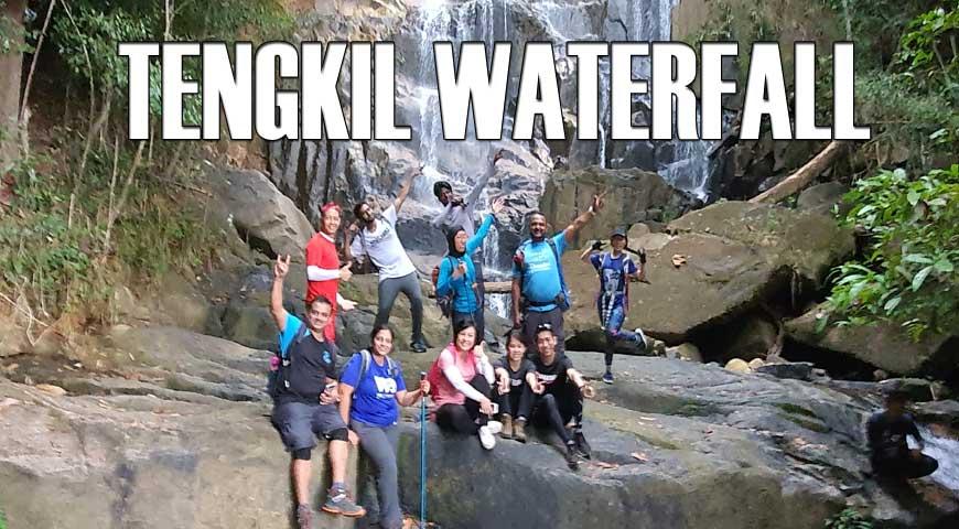 Tengkil Waterfall (31May2020)