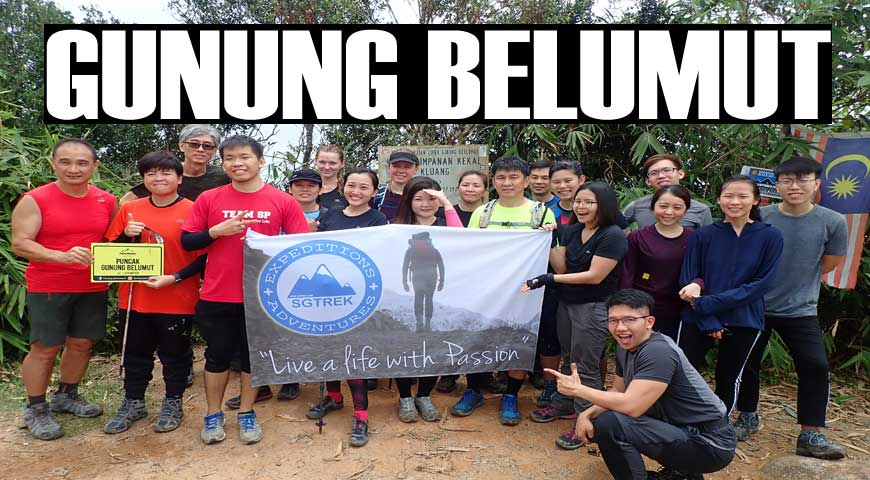 Gunung Belumut(11April2020)